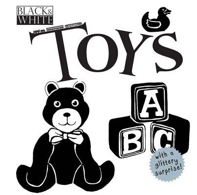 Black & White: Toys Cover Image