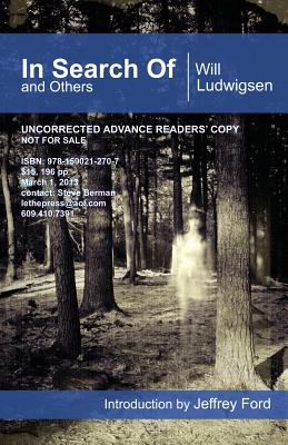 In Search of and Others Cover Image