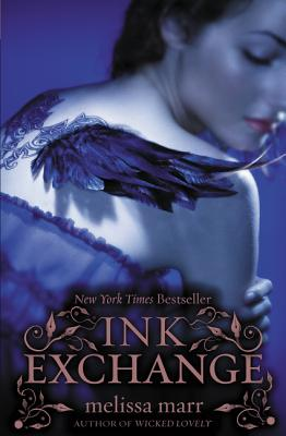 Ink Exchange (Wicked Lovely #2) Cover Image