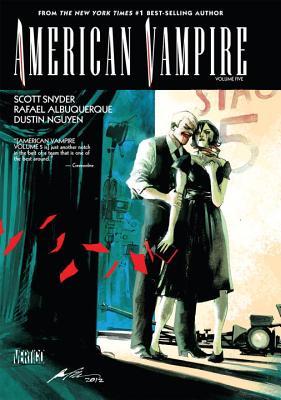 American Vampire, Volume 5 Cover