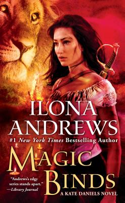 Magic Binds (Kate Daniels #9) Cover Image