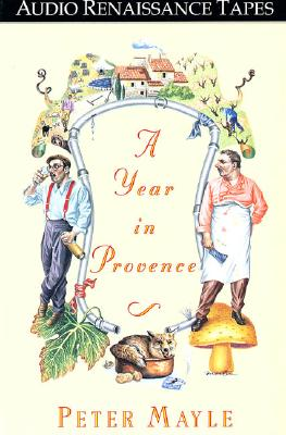 A Year in Provence Cover