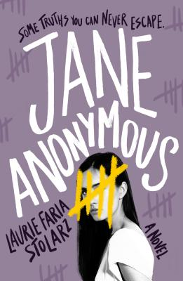 Jane Anonymous: A Novel Cover Image