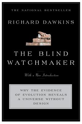 Blind Watchmaker Cover