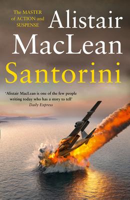 Santorini Cover Image