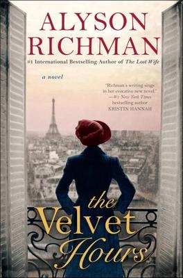 The Velvet Hours Cover Image