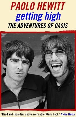 Getting High: The Adventures of Oasis Cover Image