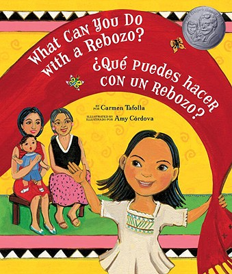 What Can You Do with a Rebozo? / Que Puedes Hacer Con Un Rebozo? Cover Image