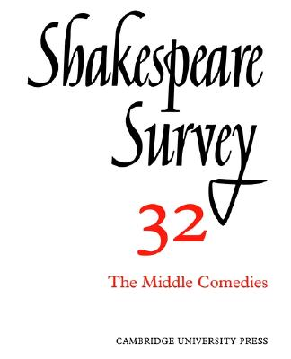 Cover for Shakespeare Survey
