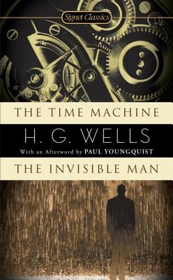 The Time Machine / The Invisible Man Cover Image