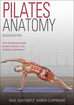 Pilates Anatomy Cover Image