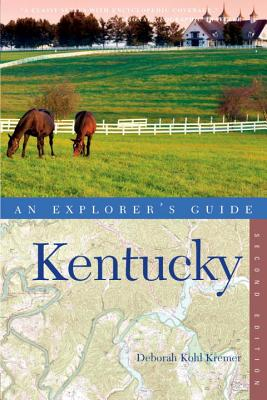 Explorer's Guide Kentucky (Explorer's Complete) Cover Image