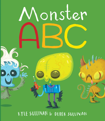 Monster ABC Cover Image