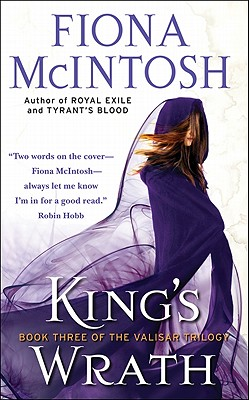 King's Wrath Cover Image