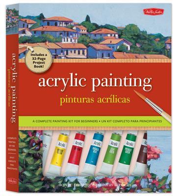 Acrylic Painting/Pinturas Acrilicas Cover