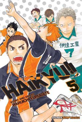 Haikyu!!, Vol. 5 Cover Image