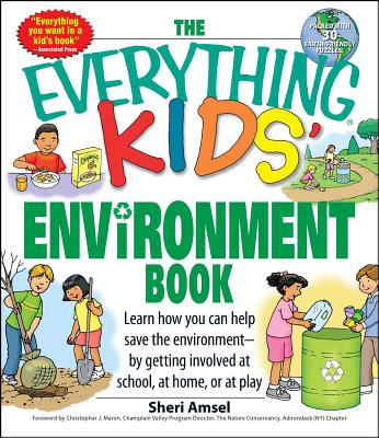 The Everything Kids' Environment Book Cover