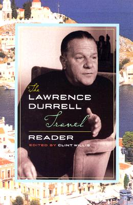 The Lawrence Durrell Travel Reader Cover