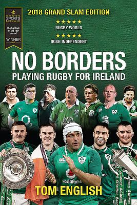 No Borders: Playing Rugby for Ireland Cover Image