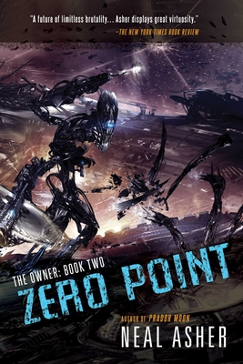 Zero Point: The Owner: Book Two Cover Image