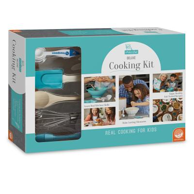 Playful Chef DLX Cooking Set Cover Image