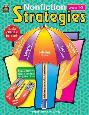 Nonfiction Strategies Grades 1-3 Cover Image