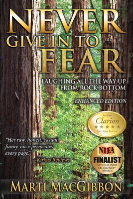 Never Give in to Fear Cover