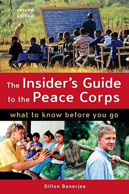The Insider's Guide to the Peace Corps Cover