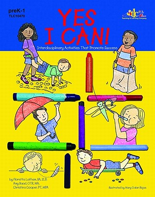Yes, I Can!: Interdisciplinary Activities That Promote Success Cover Image