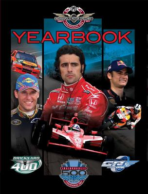 Indianapolis Motor Speedway Yearbook Cover Image