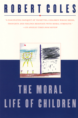 Cover for The Moral Life of Children