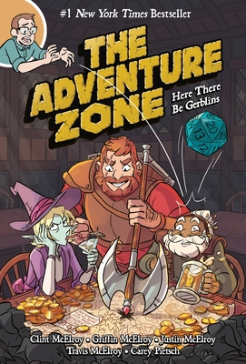 The Adventure Zone: Here There Be Gerblins Cover Image