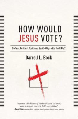 Cover for How Would Jesus Vote?