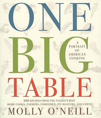 One Big Table: One Big Table Cover Image