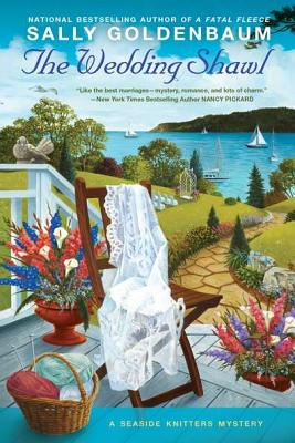 The Wedding Shawl: A Seaside Knitters Mystery Cover Image