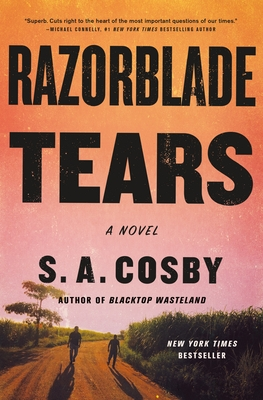 Razorblade Tears: A Novel Cover Image