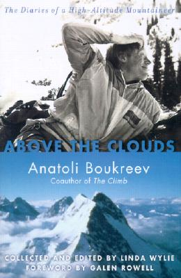 Above the Clouds Cover