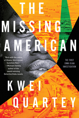 The Missing American (An Emma Djan Investigation #1) Cover Image