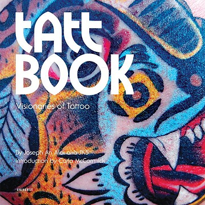 Tatt Book Cover