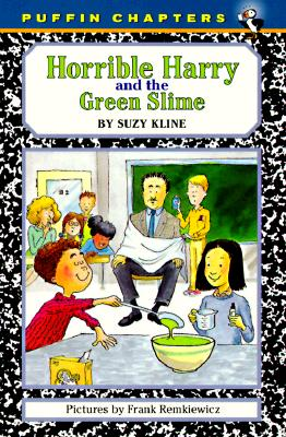 Horrible Harry and the Green Slime Cover Image