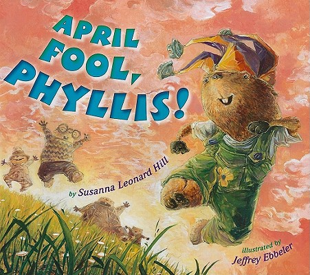 April Fool, Phyllis! Cover
