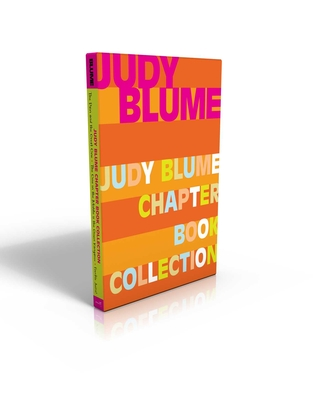Cover for Judy Blume Chapter Book Collection