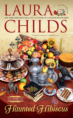 Haunted Hibiscus (A Tea Shop Mystery #22) Cover Image