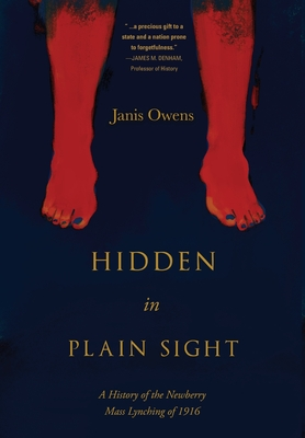 Hidden in Plain Sight: A History of the Newberry Mass Lynching of 1916 Cover Image
