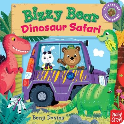Bizzy Bear: Dinosaur Safari Cover Image