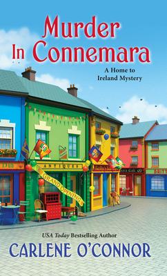 Murder in Connemara Cover Image