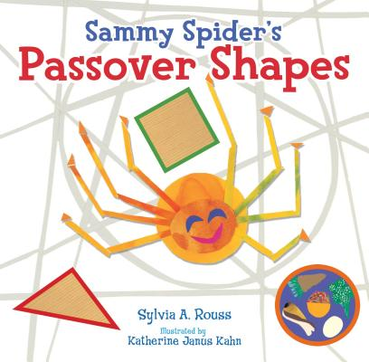 Sammy Spider's Passover Shapes Cover Image