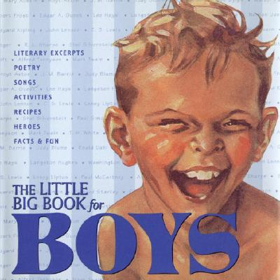 The Little Big Book for Boys Cover