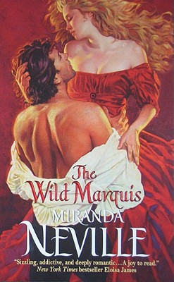 The Wild Marquis Cover Image