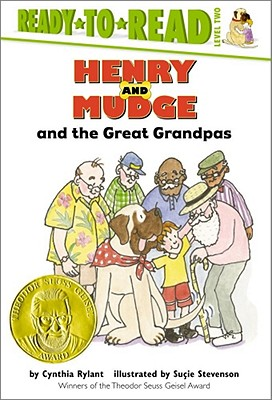 Henry and Mudge and the Great Grandpas (Henry & Mudge #26) Cover Image